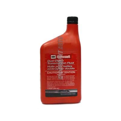 Трансмиссионное масло MOTORCRAFT Dual Clutch, 1л, синтетическое