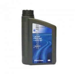GM  OIL ENG 5W-40, 1л  (93743720) син.