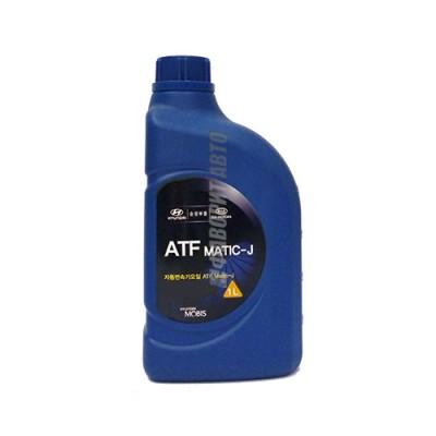 Трансмиссионное масло HYUNDAI ATF RED-1, 1л, полусинтетическое