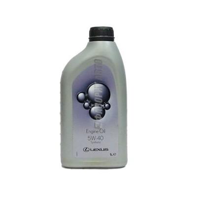 Моторное масло LEXUS 5W-40, 1л, синтетическое