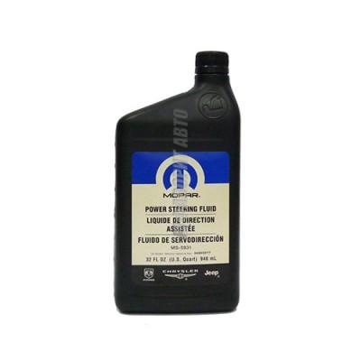 Трансмиссионное масло CHRYSLER Synthetic Gear Lubricant 75W-90, 0,946л, синтетическое