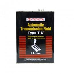 TOYOTA  жидкость для АКПП  ATF TypeIV 4л (0888601705) Япония