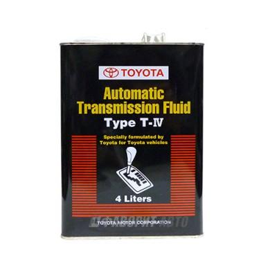 Трансмиссионное масло TOYOTA ATF Type IV, 4л