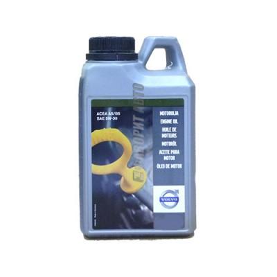 Моторное масло VOLVO MOTOROEL 5W-40, 1л, синтетическое
