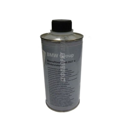 Тормозная жидкость BMW DOT-4, 0,5л