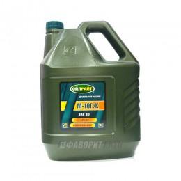 OIL RIGHT М-10Г2К SAE 30 (API CС)  10 л. арт. 2501