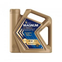 РОСНЕФТЬ  Magnum Ultratec 5*40 SN/CF   4л
