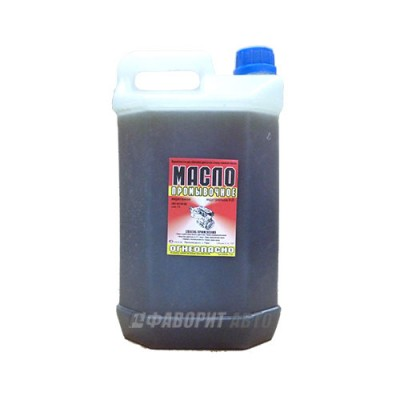 Промывочное масло, 4л, минеральное