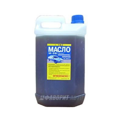 Моторное масло М8В, 4л, минеральное