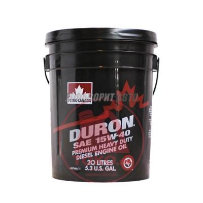 Моторное масло PC DURON 15W-40, 20л, минеральное