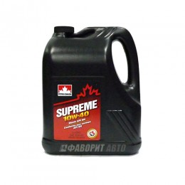 PC моторное масло SUPREME 10w-40 (4л)  MOSP14C16  @