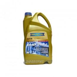 RAVENOL  ATF 6 HP Fluid 4л  #