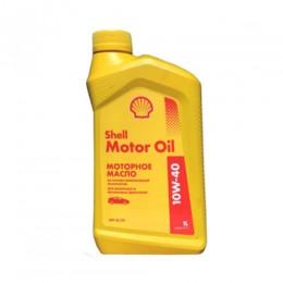 SHELL Motor Oil 10W40   1л п/с
