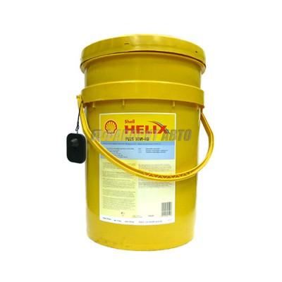Моторное масло SHELL Helix HX7 10W-40, 20л, полусинтетическое