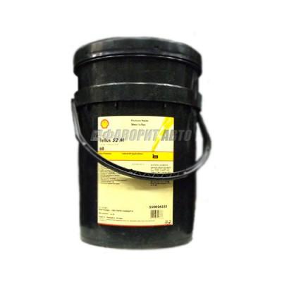 Гидравлическое масло SHELL Tellus S2 M68, 20л, минеральное