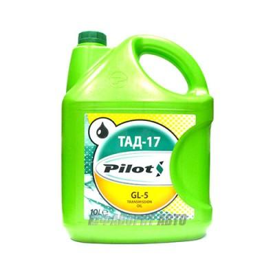 Трансмиссионное масло PILOTS ТАД-17 (ТМ 5-18), 10л, минеральное