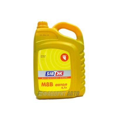 Моторное масло PILOTS М-8В 20W-20, 5л, минеральное
