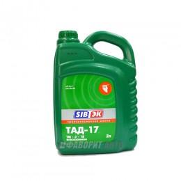 PILOTS  масло транс. ТАД -17 (ТМ 5-18)  3л арт. 3264