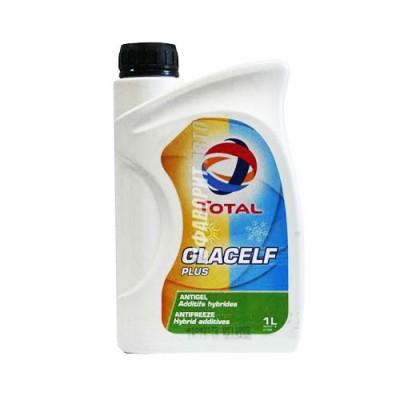 Антифриз TOTAL Glacelf Plus G-11 зеленый (концентрат), 1л