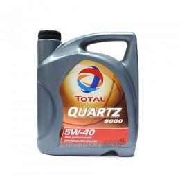 TOTAL  Quartz 9000 5*40     4л   синт 148597/10210501/10950501