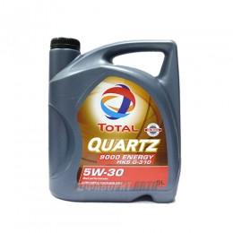 TOTAL  Quartz 9000 Energy HKS 5*30    5л 213800