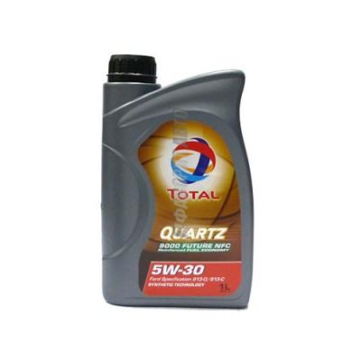 Моторное масло TOTAL Quartz 9000 Future (NFC) 5W-30, 1л, синтетическое