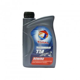 TOTAL  Trans. AXLE 7 80W90 (старое  TM  80W90  GL-5  1л  мин) 1л.  201282/214086