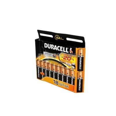 Батарея Duracell LR6 BL18 5202