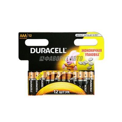 Батарея Duracell LR3 BL12 BASIC 2884