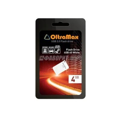 Флеш OltraMax USB 4GB Drive 60 Mini 3722