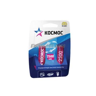 Батарея Космос 2500mАh R6 BL2 594 /2
