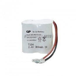 Батарея GP T 117 4.8V (для телефона) 2640 @