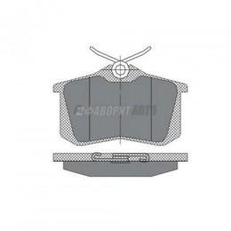 Колодки тормозные SCT SP-113 OCTAVIA