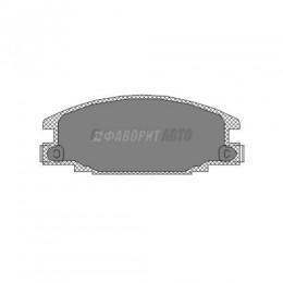 Колодки тормозные SCT SP174 #