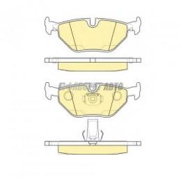 Колодки тормозные SCT SP184